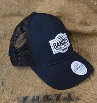 Bandits Distillery Trucker Hat Black