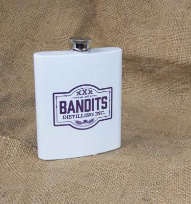 Bandits Distillery Flask