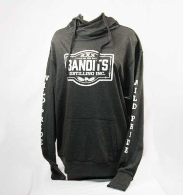 Bandits Distillery Hoodie Dark Strings