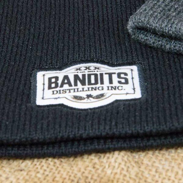 Bandits Distillery Toque Close Up
