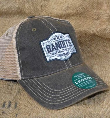 Bandits Distillery Trucker Hat