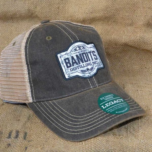 Bandits Distillery Trucker Hat