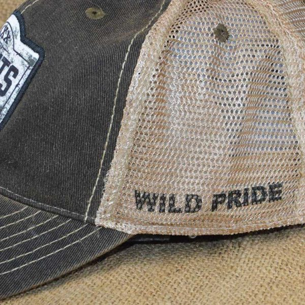 Bandits Distillery Trucker Hat Side